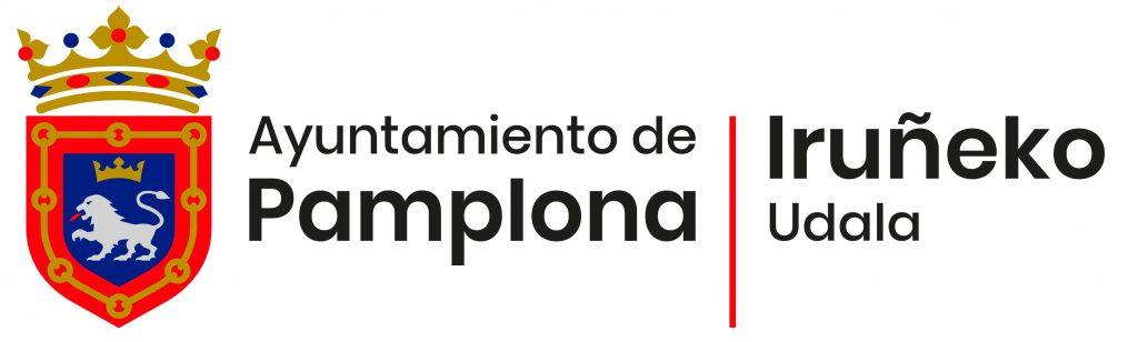 Logo Ayuntamiento de Pamplona