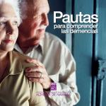 Portada folleto Pautas para comprender las demencias